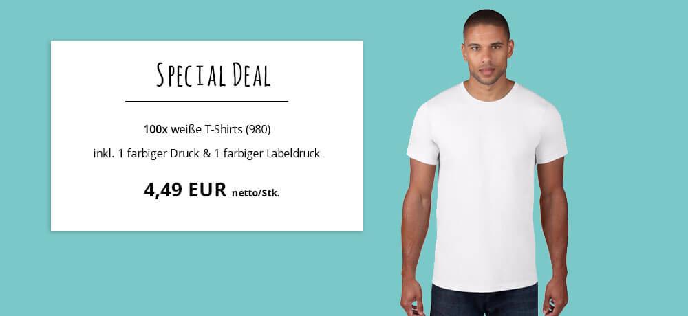 Modelabel gründen und eigene T-Shirts verkaufen | Cantana