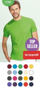 11380 Sols Regent T-Shirt bedrucken lassen