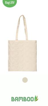 baglbv Bambus Tasche bedrucken lassen
