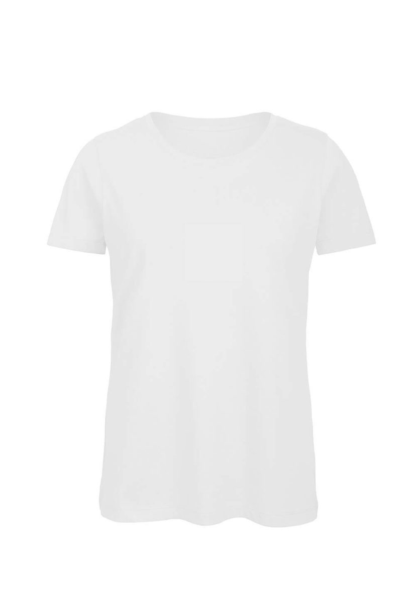 T-Shirt TW043 Damen weiss