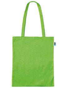 CA02 Fairtrade Tasche in hellgruen