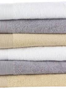 Handtuch aus Bio-Baumwolle