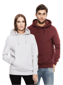 EP51P Earth-Positive Hoody bedrucken lassen