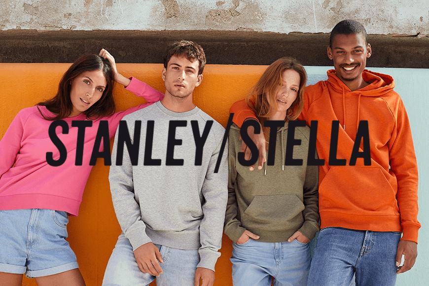 Stanley & Stella bedrucken
