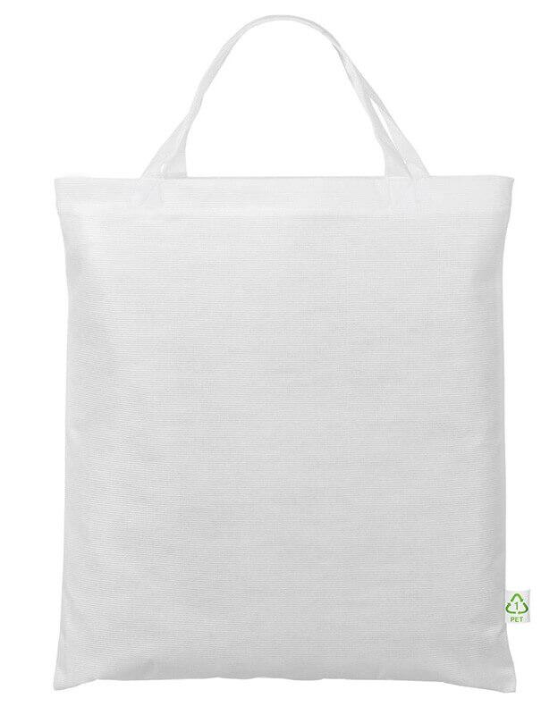 Recycling-Tasche mit kurzen Henkeln CA05-RE