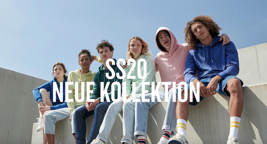 Stanley & Stella Kollektion Spring Summer 2020