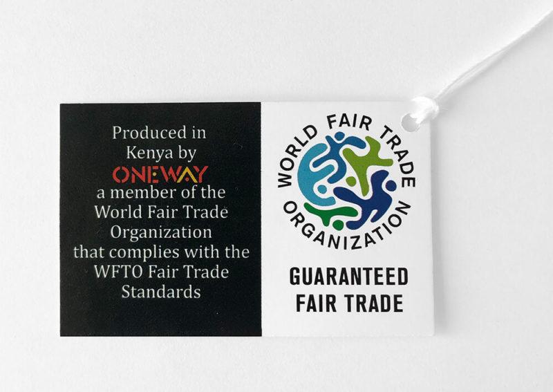 Fairtrade Gesichtsmaske