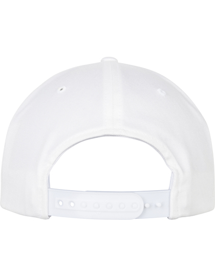 flexfit snapback white back