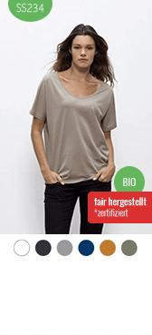 Bio T-Shirt STTW234 bedrucken