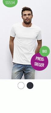 io T-Shirt SS534 bedrucken