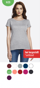 T-Shirt N09 bedrucken