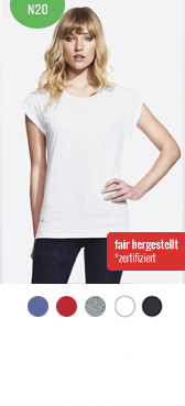 Continental Fairwear T-Shirt bedrucken lassen