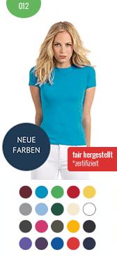 BC Fairwear T-Shirt bedrucken lassen