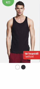 Bio Tank Top N23 bedrucken