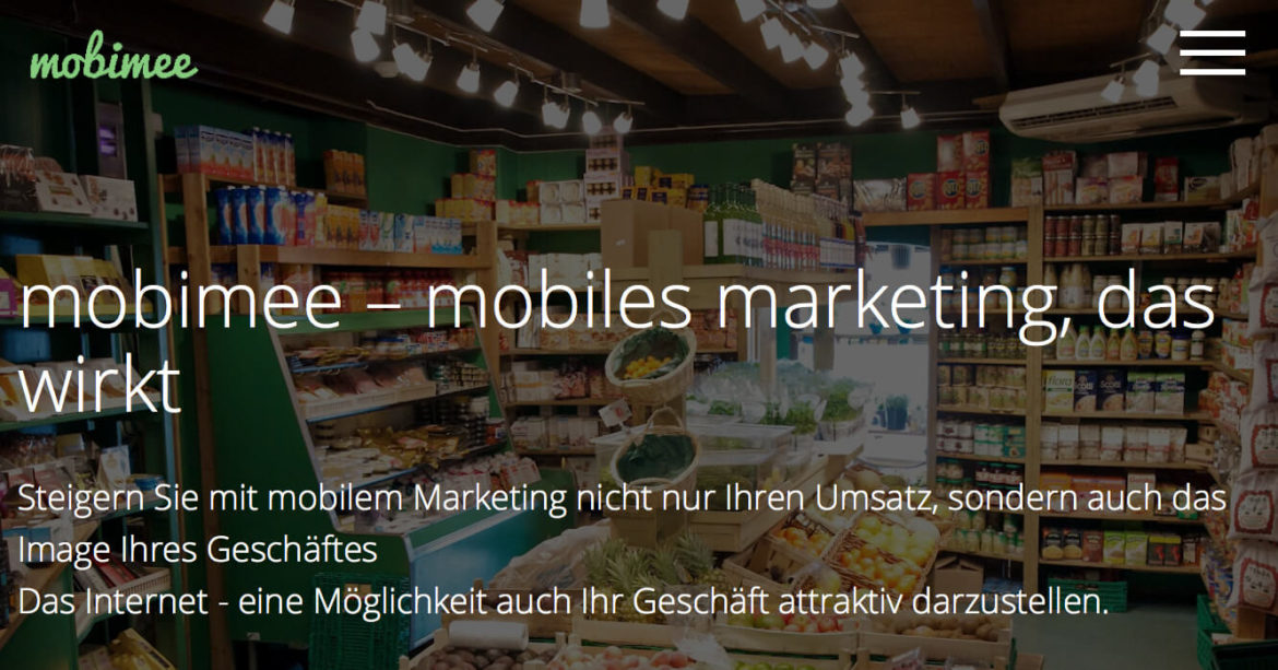 mobimee mobiles Marketing